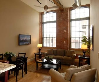 Living Room, US Rubber Lofts