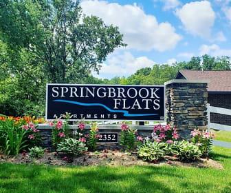 Springbrook Flats, Cascade, MI
