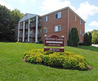 Building, Highview Gardens