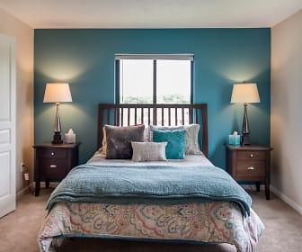 Bedroom, The Hills