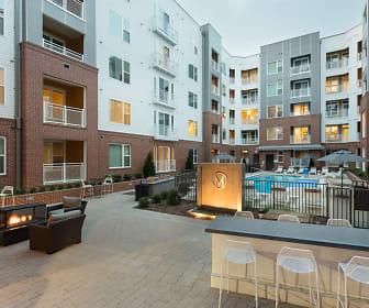 The Metropolitan Apartments, Five Points, Raleigh, NC
