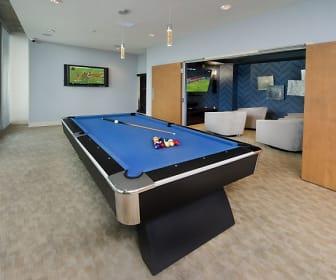 Billiards Room, Element