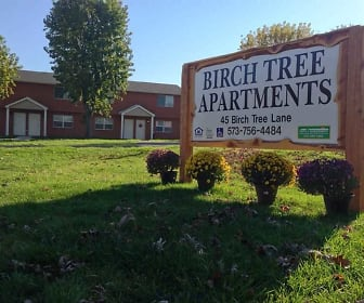 Building, Birch Tree Apartments