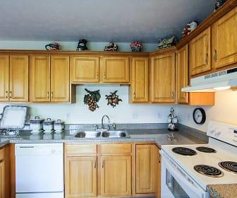 Kitchen, Oakridge Estates
