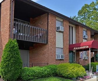 Alexandria Apartments, Fallsington, PA