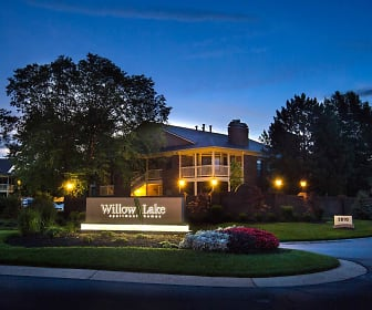Willow Lake Apartments, Brebeuf Jesuit Preparatory School, Indianapolis, IN