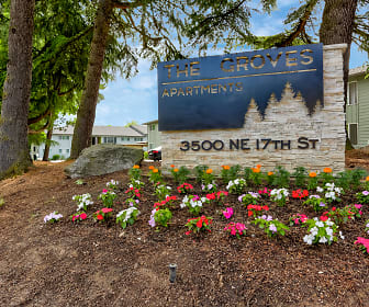 The Groves, Mount Hood Community College, OR