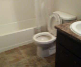 Bathroom, 1201 River Drive