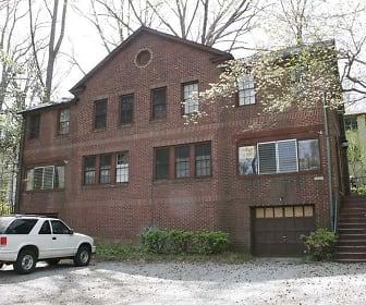 Building, 2220 Blossom St