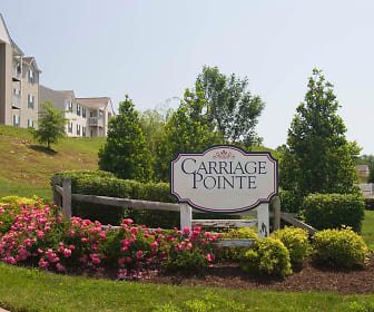 Community Signage, Carriage Pointe At Aquia