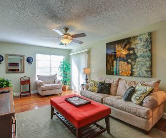 Living Room, Belvedere at Quail Run