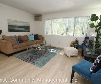 Living Room, 4303-4401 Manchester Avenue