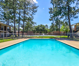 Pool, Fox Hill Apartments