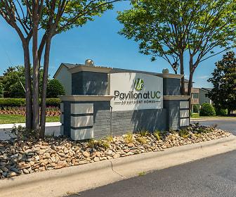 Pavilion at UC, Harris   Houston, Charlotte, NC