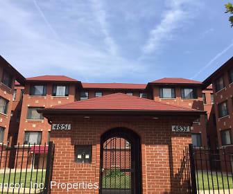 3048-54 West Gunnison Street/4837-51 North Albany Avenue, Northside College Preparatory High School, Chicago, IL