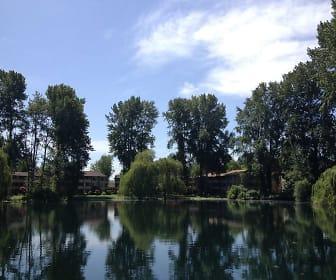 Lake, Hidden Lake Apartments