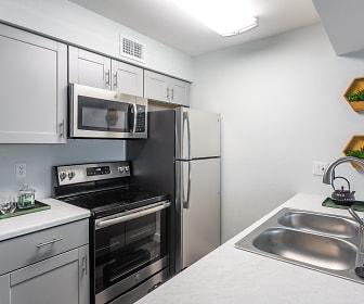 Kitchen, AVA North/South