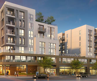 Building, 550 Harborfront