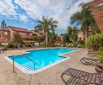 Pool, Red Oak Villas