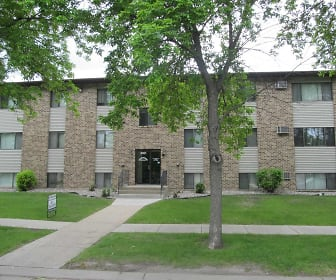 South Central Apartments, South High, Fargo, ND