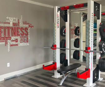 Fitness Weight Room, Sharlands Terrace