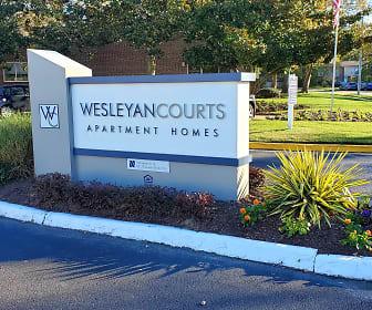 Wesleyan Courts Apartments, Bayside, Virginia Beach, VA