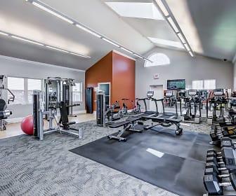 Fitness Weight Room, Emerald Gardens