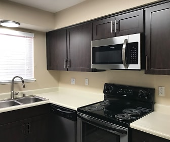Kitchen, Bennington Apartments