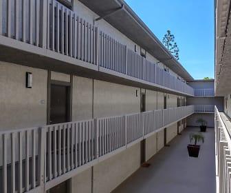 Pacific View Apartment Homes, Gant Elementary School, Long Beach, CA