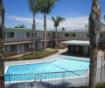 Mission Suites Apartments, San Antonio Rop, Pomona, CA