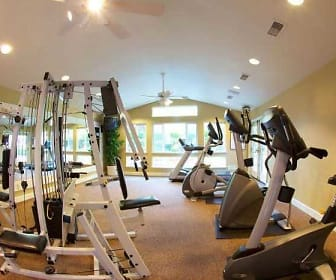 Fitness Weight Room, Blairmore Apartments