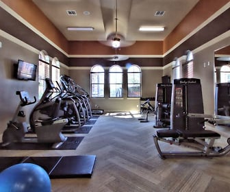 Fitness Weight Room, Enclave At Hometown