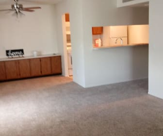 Living Room, Sand Pebble Apartments