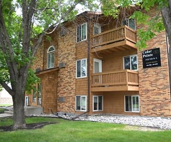 Cedar Pointe Apartments - Fargo, ND, Kentwood Manor Office