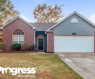 7313 Fox Creek Dr, Center Hill Middle School, Olive Branch, MS