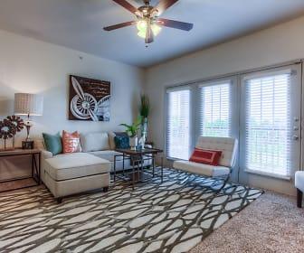 Living Room, Waters Edge Villas