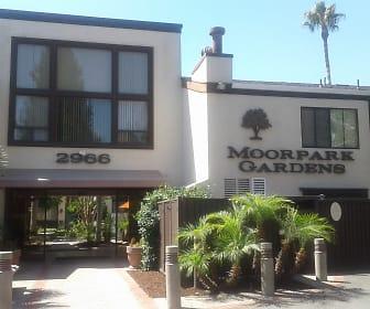 Building, Moorpark Garden Apartments