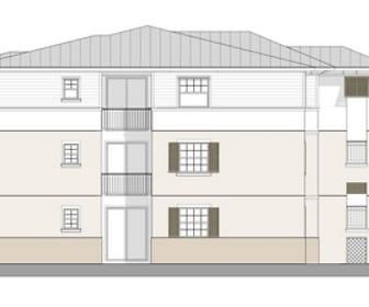 Building, Playa Apartments