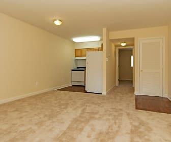 Wyman Court Apartments, Wyman Park, Baltimore, MD