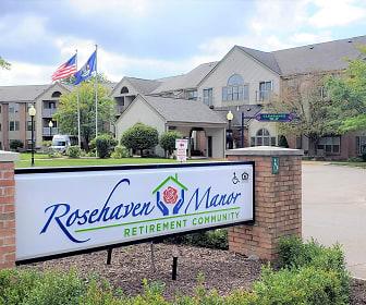 Rosehaven Manor Senior Living, Kettering University, MI