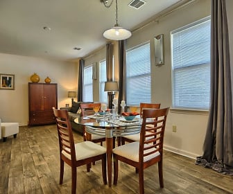 Dining Room, Orchard Ridge Apartments
