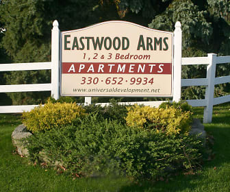 Eastwood Arms Apartments, Niles, OH