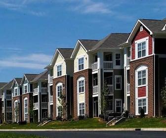 Building, Rivermere Apartments