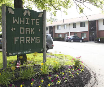 Community Signage, White Oak Farms