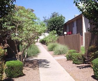 Trans Mountain Apartments, Terrace Hills, El Paso, TX