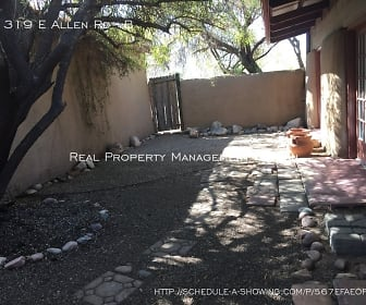 1319 E Allen Rd - B, Central Tucson, Tucson, AZ