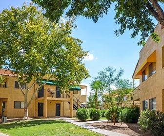 Building, Sunflower Apartments