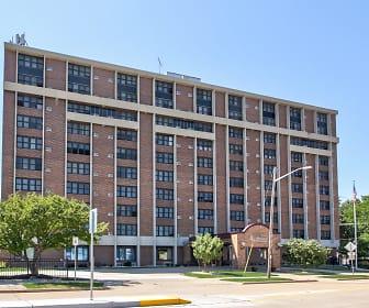 Building, Oneida Heights
