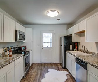 Kitchen, Country Lakes Apartments