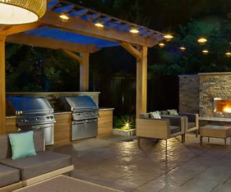 view of terrace with an outdoor kitchen, Avalon Bear Hill